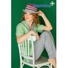 Женская медицинская блуза МИРАЖ
