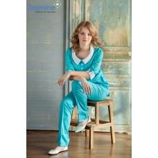 Женская медицинская блуза ШАНЕЛЬ