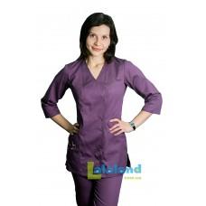 Женская медицинская блуза КОСУХА