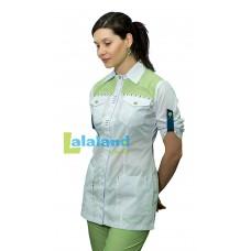 Женская медицинская блуза МАЙЯ НОВАЯ