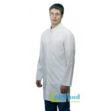 Мужской медицинский халат СУПЕР
